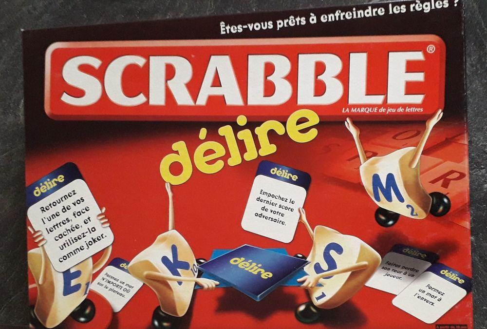 Scrabble délire 20 Villeneuve-lès-Avignon (30)