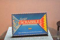 Scrabble junior  vintage 20 Mérignies (59)