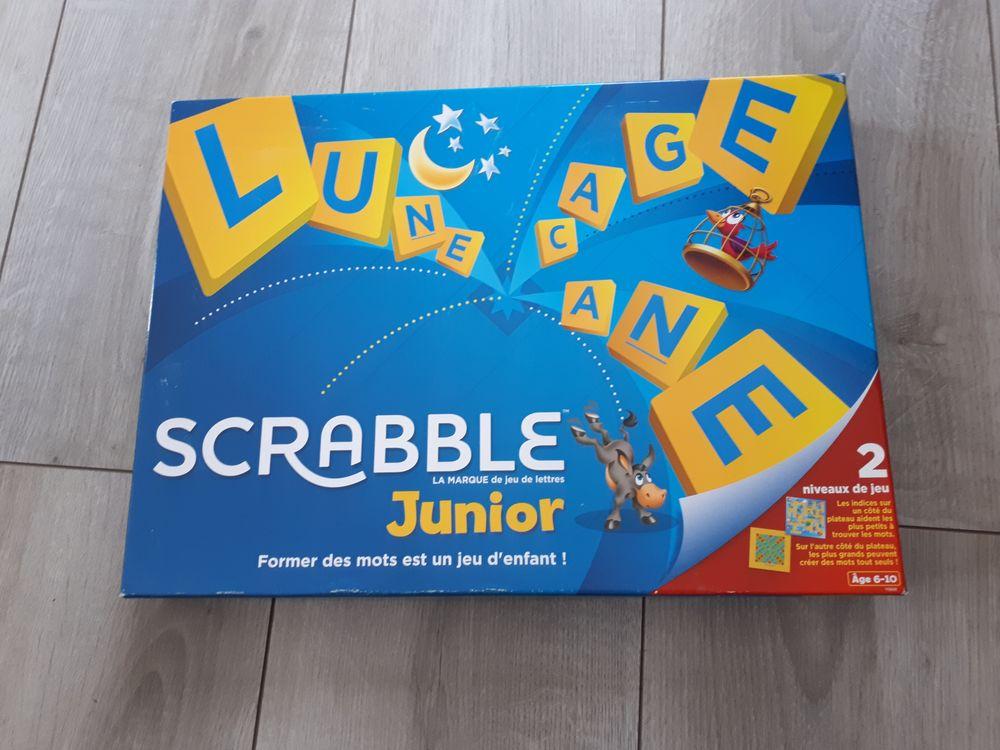 Jeu Scrabble Junior 10 Cergy (95)