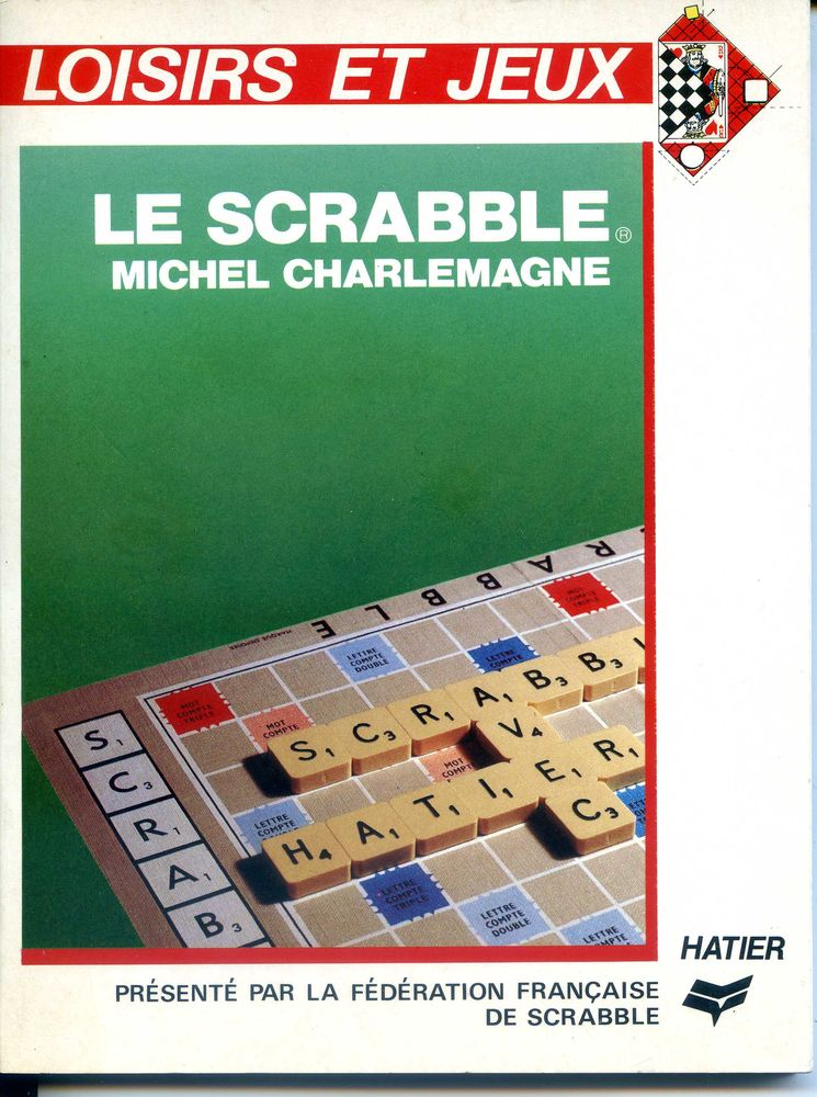 LE SCRABLE - Michel Charlemagne, 9 Rennes (35)
