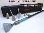 SCRAP'AIR 36 - Burineur pneumatique 790 Cagnes-sur-Mer (06)