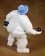 """Sculpture céramique """"joueur de boules"""""""