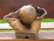 Sculpture coupe du monde de foot France 1998