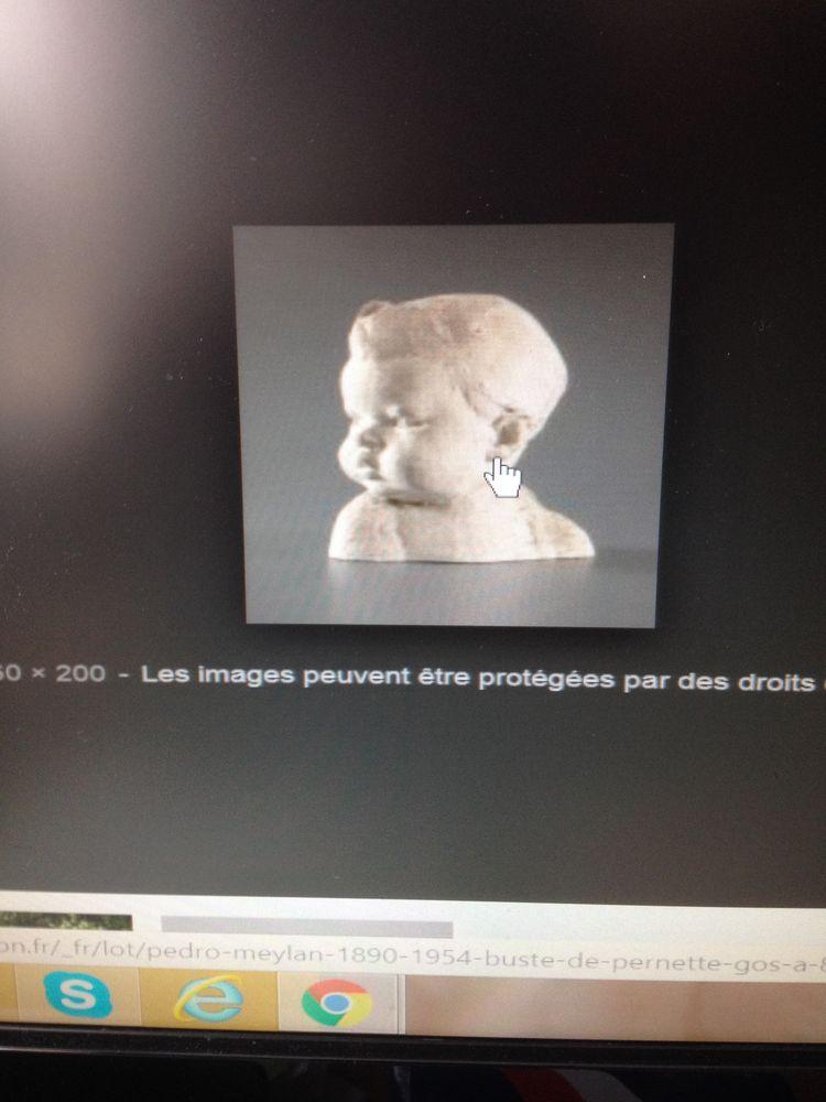 Sculpture Pedro-Meylan 1940 0 Saint-Julien-en-Genevois (74)