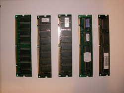 5 x SDRAM 128Mo - PC133 compatible tout ordinateur 1 Chambéry (73)