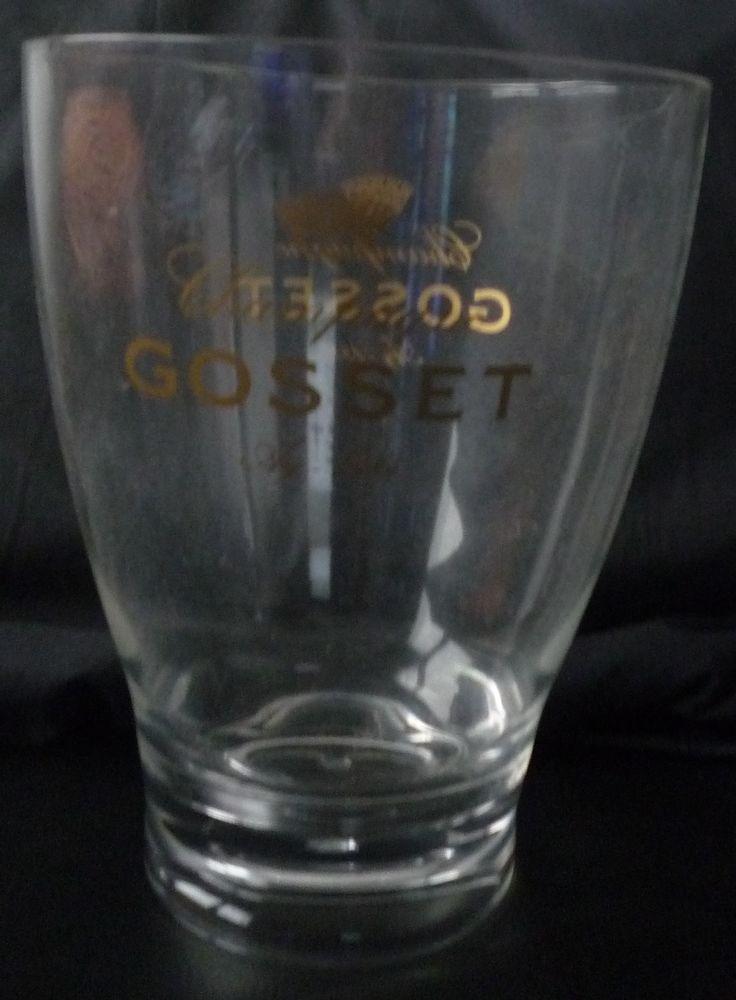 Seau a Champagne de la marque Gosset  11 Dole (39)