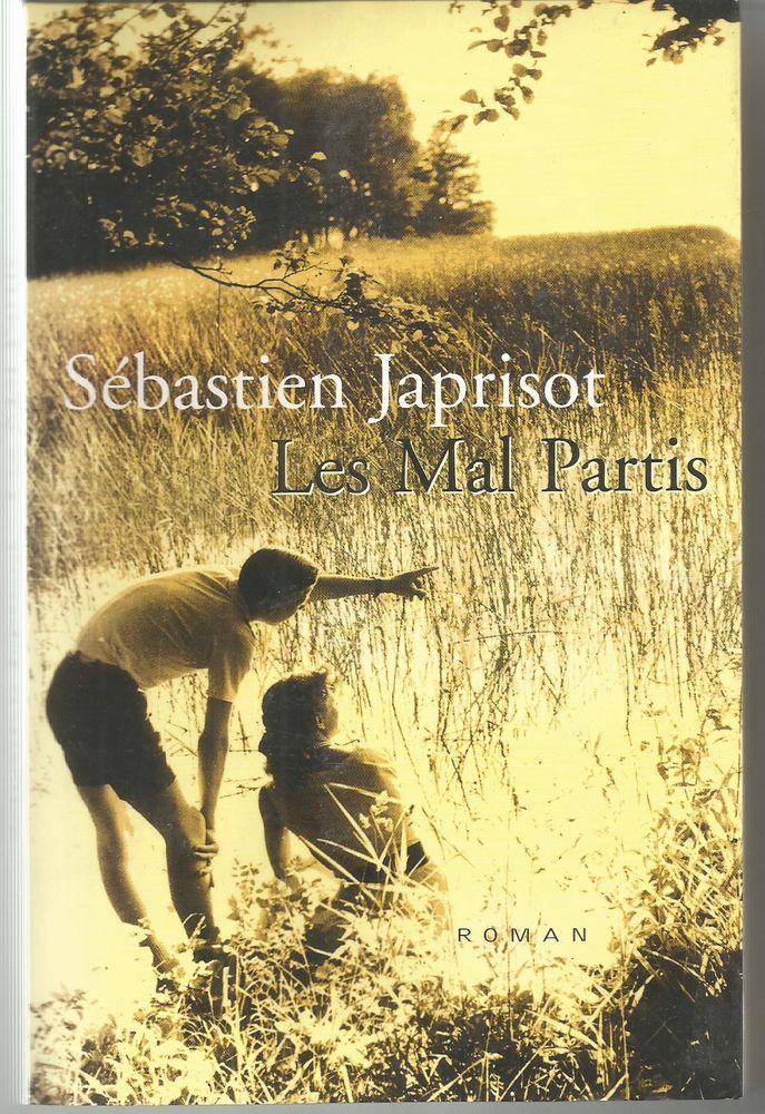 Sébastien JAPRISOT Les mal partis  5 Montauban (82)