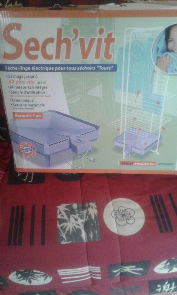 Sèche linge électrique  15 Crotelles (37)