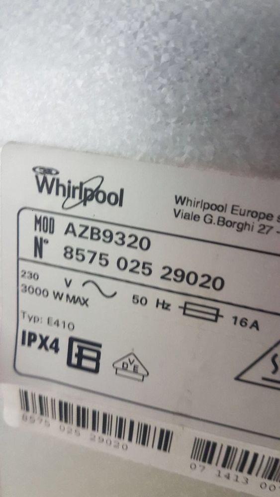 Séche linge whirlpool 9 kg  200 Cergy (95)