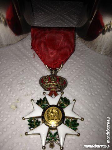 Second Empire Chevalier Ordre de la Légion d'Honne 350 Niderviller (57)