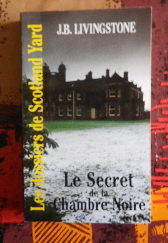 LE SECRET DE LA CHAMBRE NOIRE N°17 de J.B. LIVINGSTONE Livres et BD