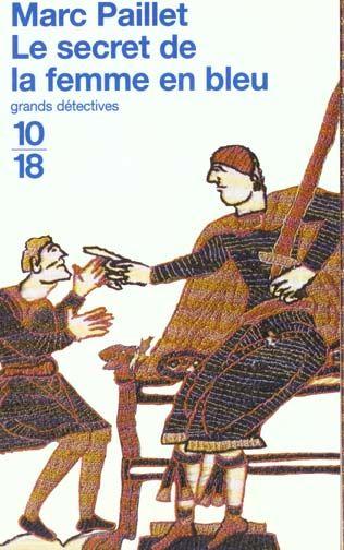 Le secret de la femme en bleu 3 Rennes (35)