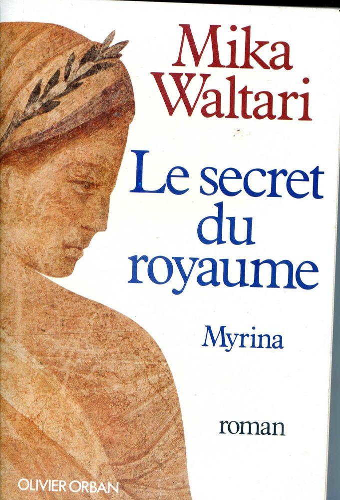 Le secret du royaume - Minutus - Mika Waltari, 5 Rennes (35)