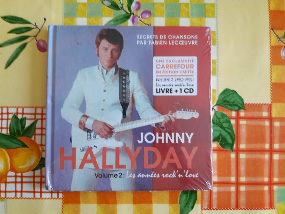VOL N°2 SECRETS de CHANSON année 1967-1975 JOHNNY HALLYDAY 22 Rodez (12)
