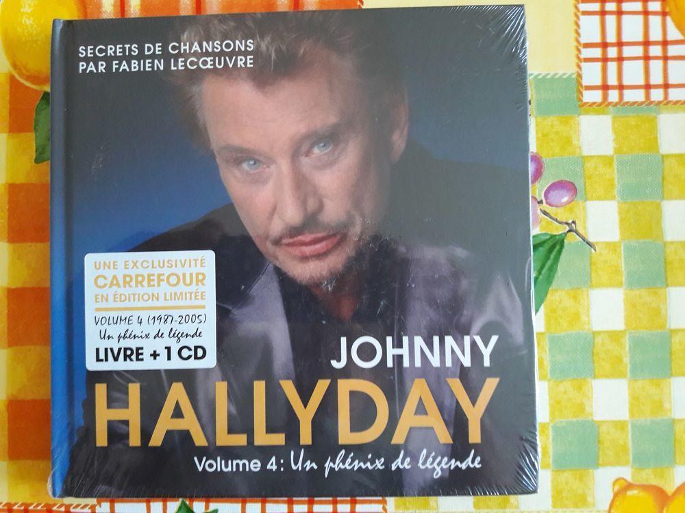 VOL N°4 SECRETS de CHANSON année 1985-2005 JOHNNY HALLYDAY 22 Rodez (12)