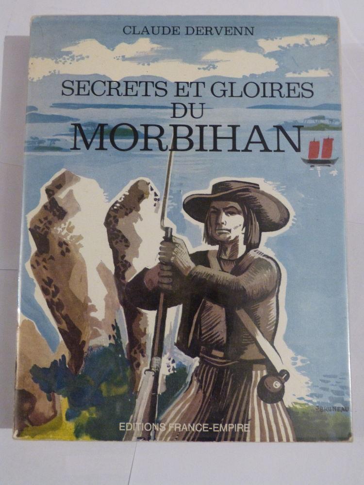 SECRETS ET GLOIRES DU MORBIHAN  livre  BRETON 8 Brest (29)