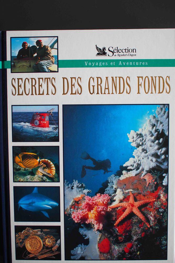 Secrets des grands fonds, Livres et BD