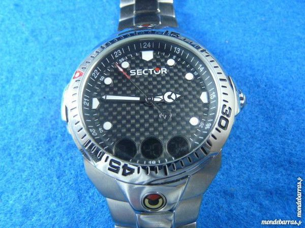 SECTOR DAY DATE CHRONO montre homme SEC0004 140 Metz (57)