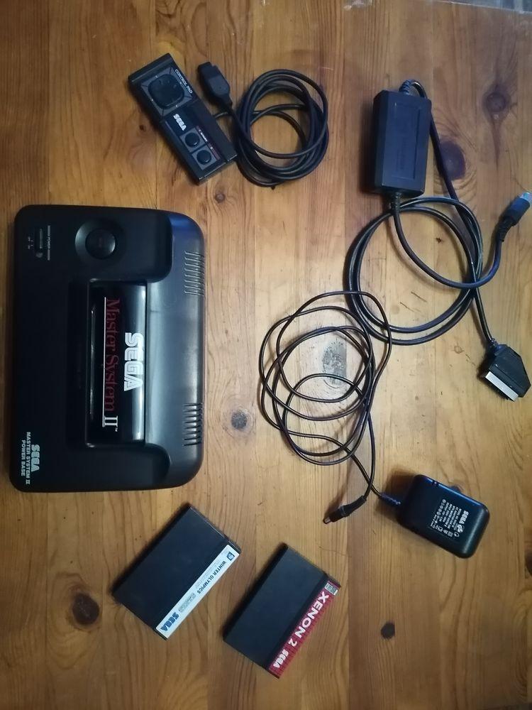 Sega Master Système II  100 Woustviller (57)
