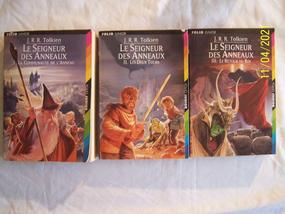 Le Seigneur Des Anneaux LaTrilogie format de poche Livres et BD