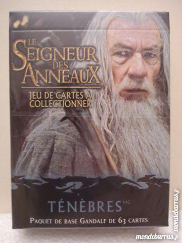 JCC Le Seigneur des Anneaux Ténèbres Deck Gandalf Jeux / jouets