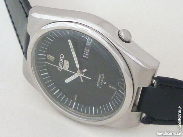SEIKO 6319A montre automatique 21 rubis SEI0073 100 Metz (57)
