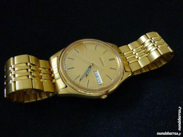 SEIKO montre jour date homme SEI0142 100 Metz (57)