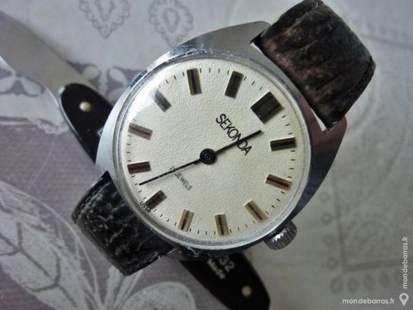 SEKONDA montre Russe mécanique RUS0071 75 Metz (57)