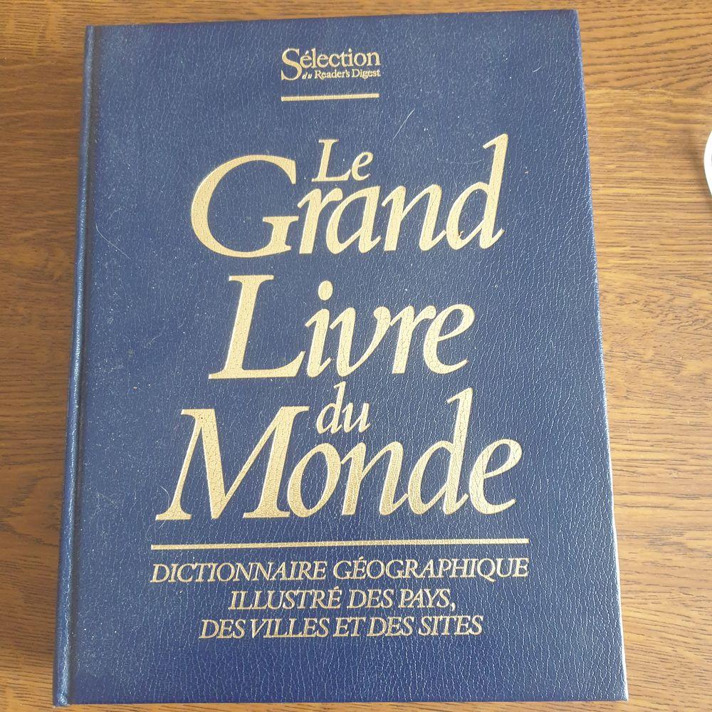 Selection reader's digest le grand livre du monde 10 Lunéville (54)