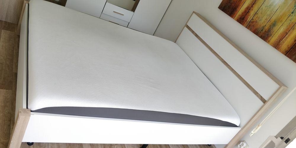 SELENA - Cadre de lit 160x200, style contemporain 54 Courbevoie (92)