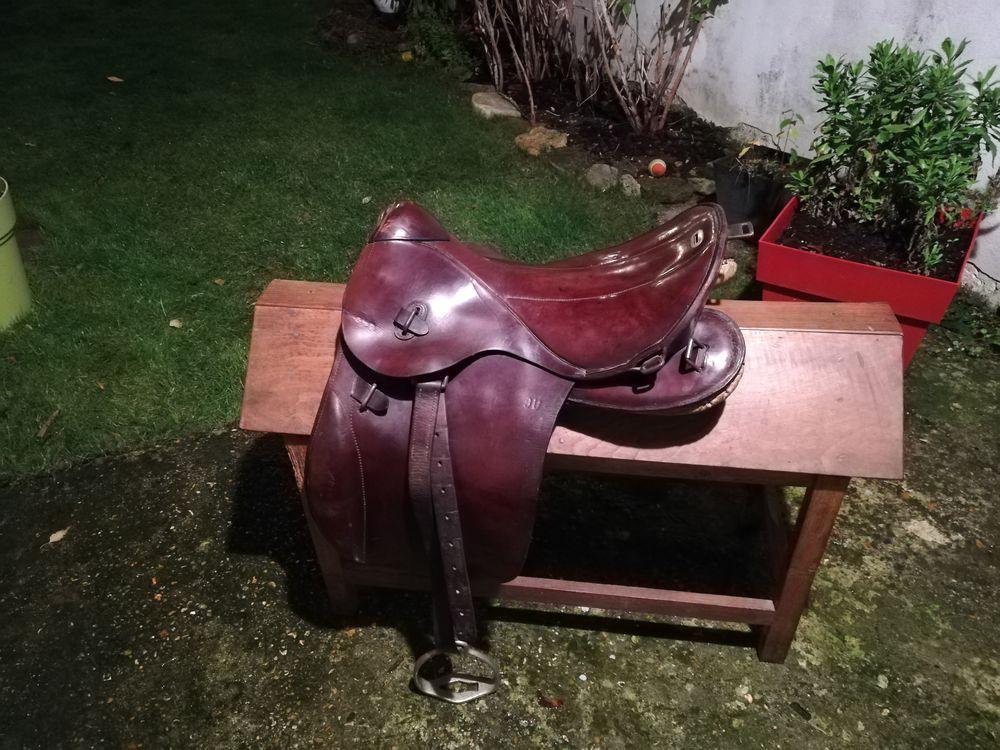 Selle de cheval 250 Luzarches (95)