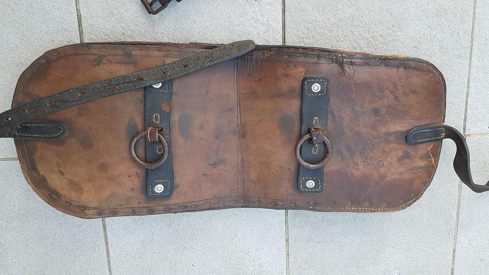 sellette ancienne tout cuir pour cheval 0 Saint-Gilles-Croix-de-Vie (85)