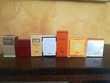 Sept miniatures de parfum HERMES avec boites. 0 Montceau-les-Mines (71)