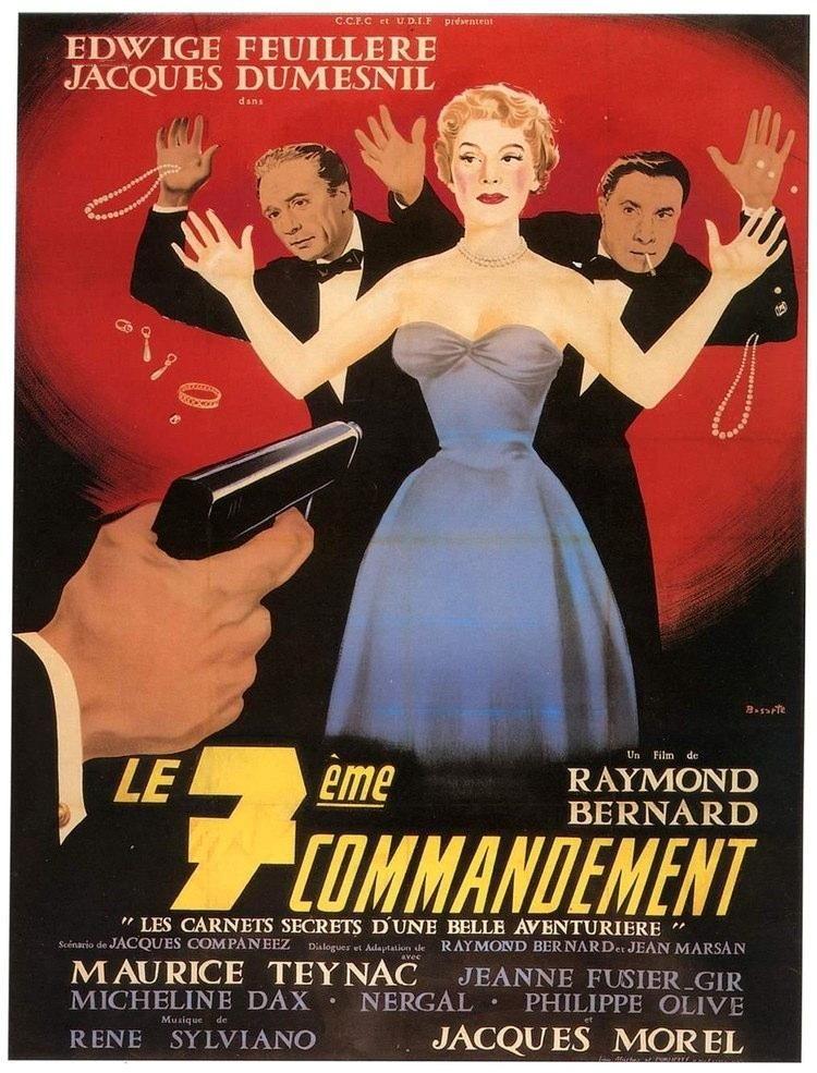 LE SEPTIEME COMMANDEMENT ( edwige  feuillere)) 0 Malo Les Bains (59)