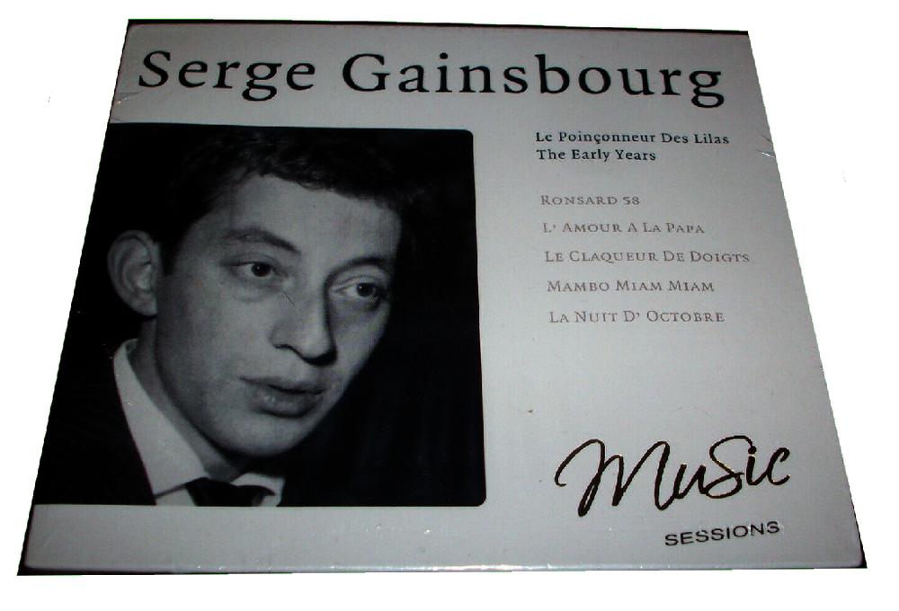 CD Serge Gainsbourg ?? Le Poinçonneur Des Lilas CD et vinyles