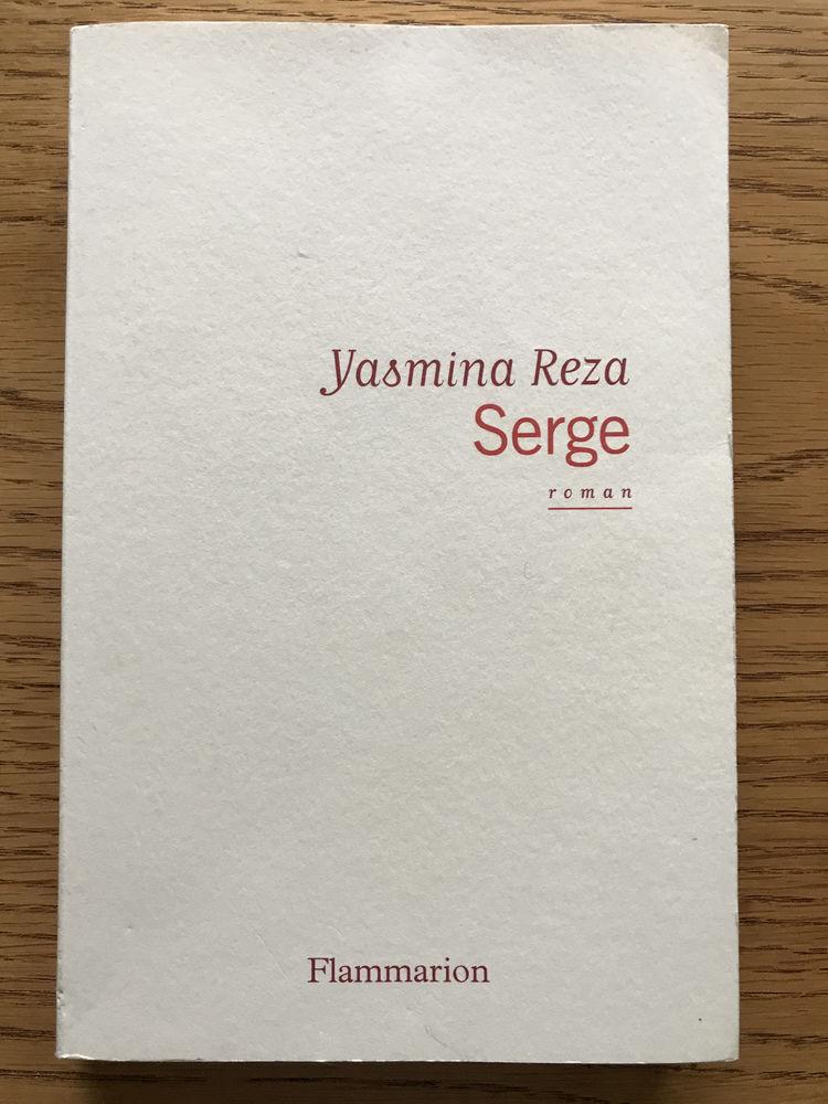 Serge - Yasmina Reza 8 Levallois-Perret (92)