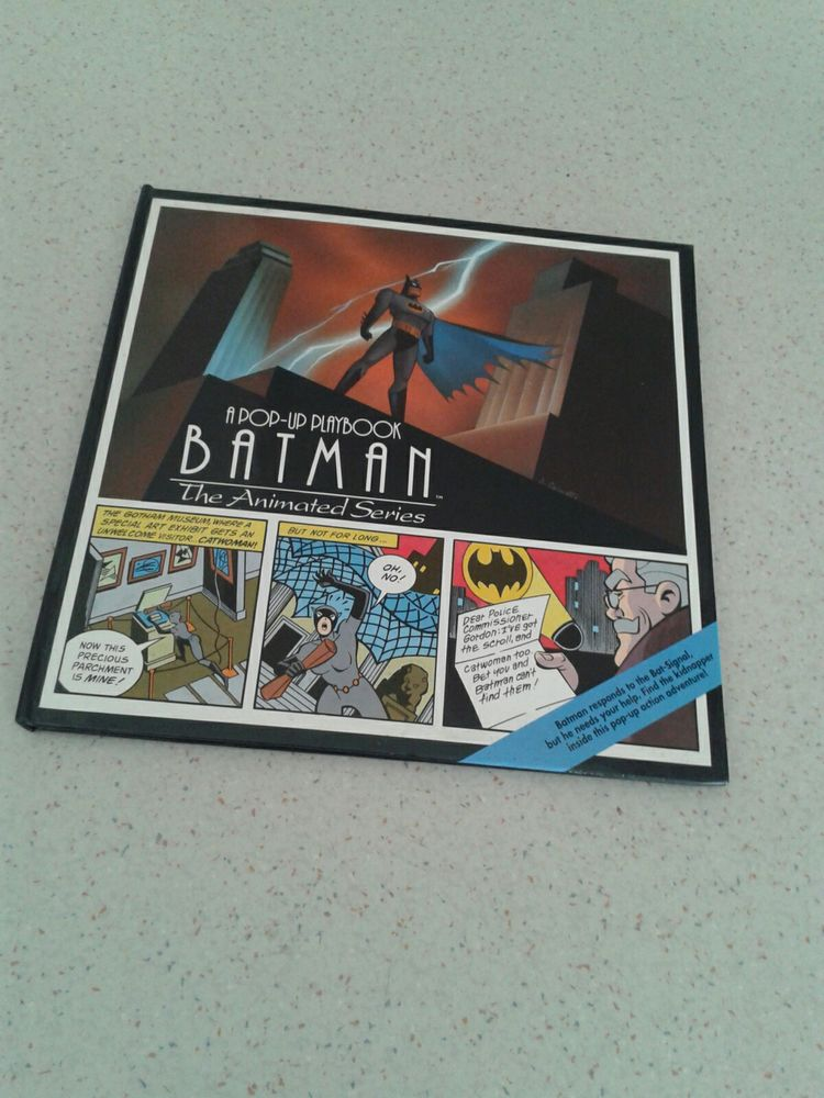 une série sur Batman thé animated séries 8 Dunkerque (59)
