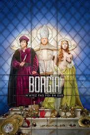 4 DVD série BORGIA saison 1 10 Saint-Maur-des-Fossés (94)