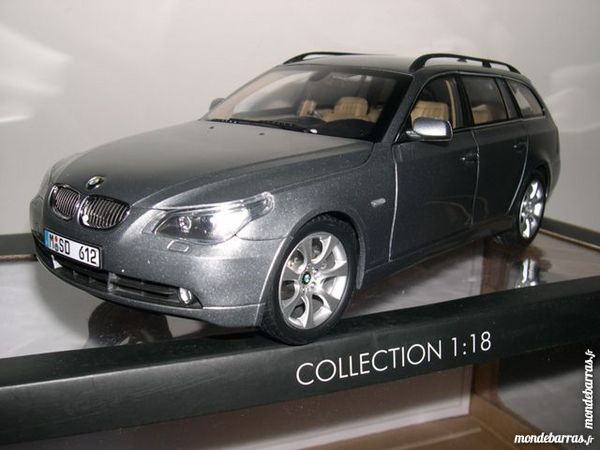 BMW SERIE 5 E61 BREAK DE 2004 AU 1:18 80430308413 90 Bouafle (78)