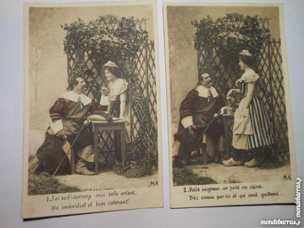 CPA serie de 10   declaration d'amour   38G2  10 Grézieu-la-Varenne (69)