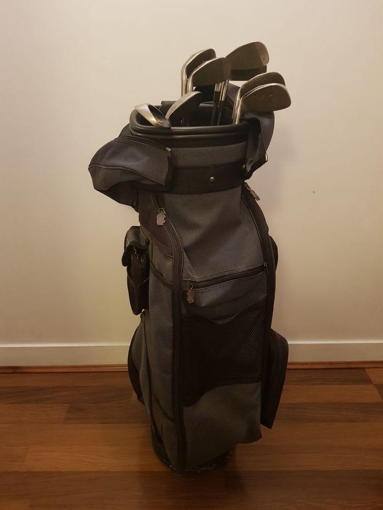 Série Golf Wilson ProStaff Oversize + sac Hippo - 150€ Sports