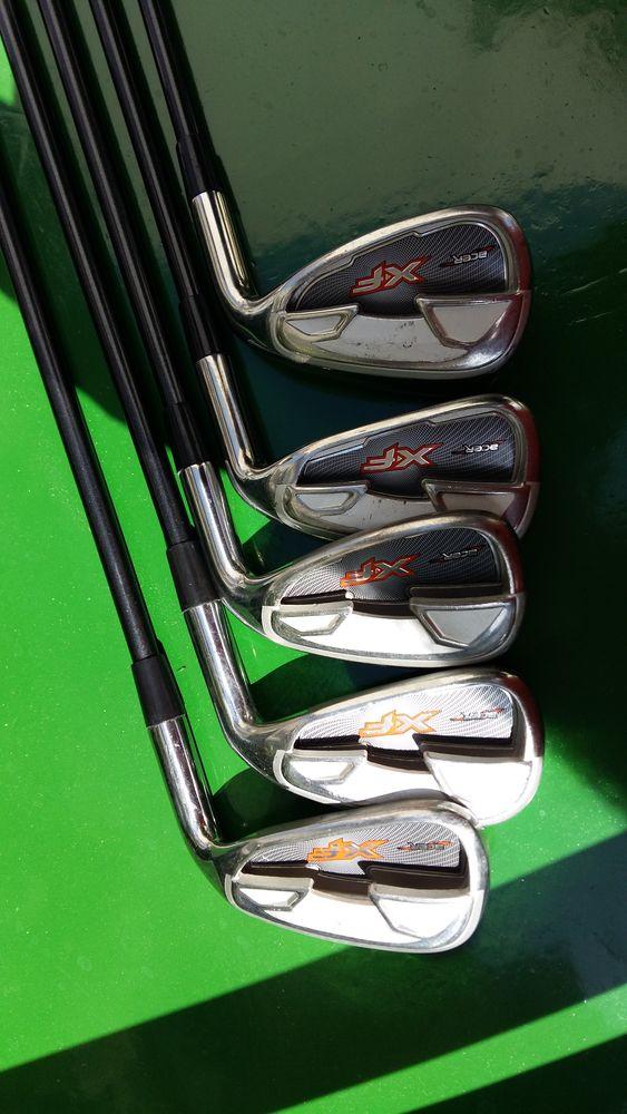 Série de golf + sac Sports