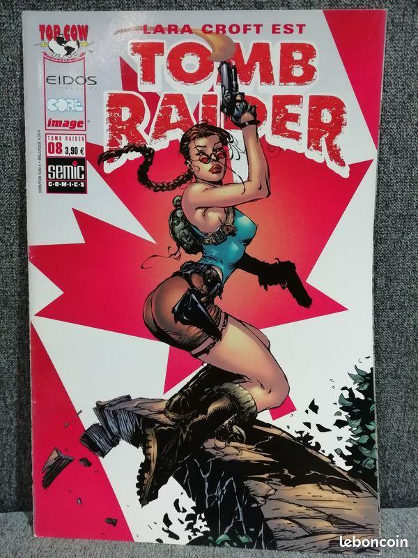 Série :Tomb Raider (Comics) Titre :Episodes 15 et 16 Tome :8 15 Montpellier (34)