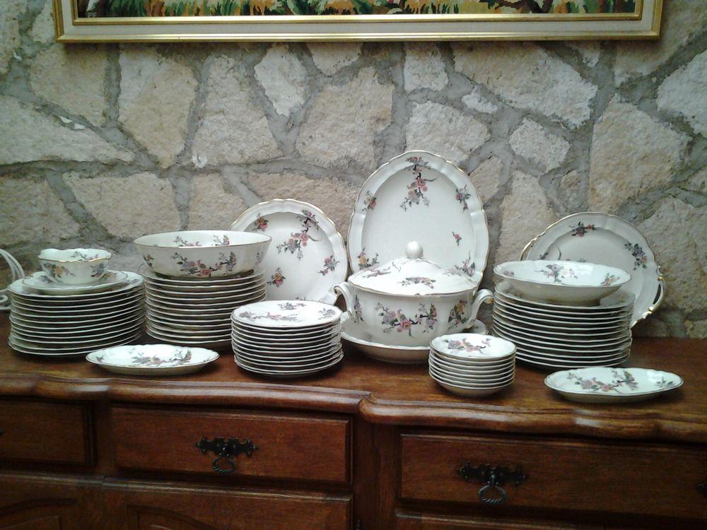 Service bernardaud porcelaine de Limoges  ( 66 pieces ) 0 Marseille 12 (13)
