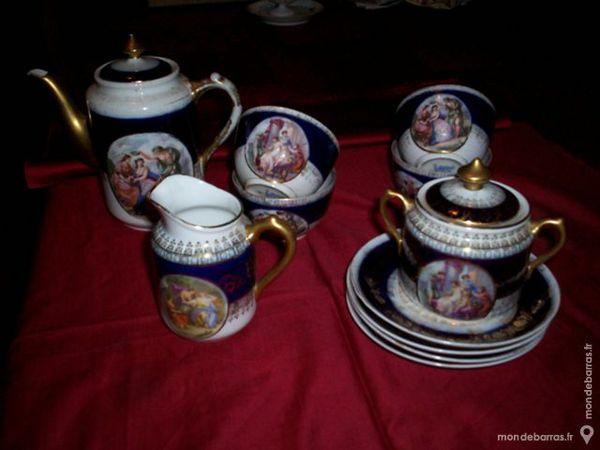 service à café ancien de Dresde 50 Nancy (54)