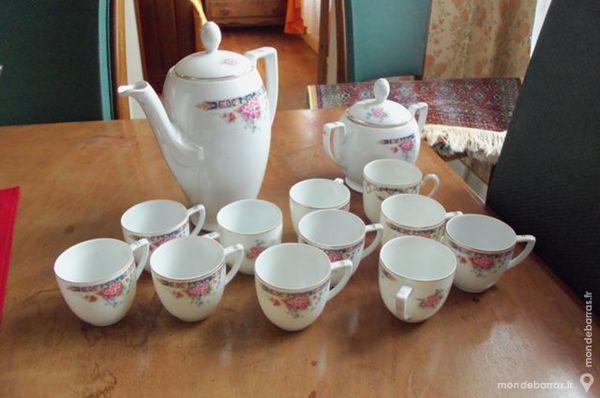 Service à café ancien de 26 pièces 30 Goussainville (95)