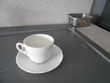 SERVICE A CAFE BLANC