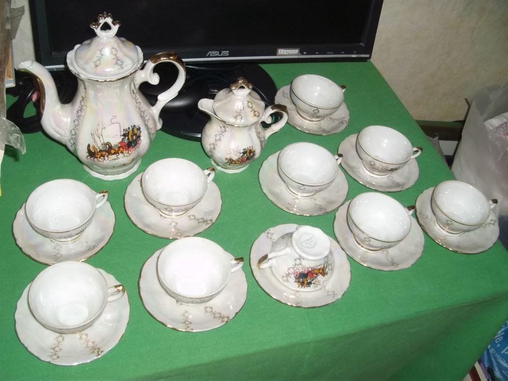 service à café en porcelaine 30 Champigny-sur-Marne (94)