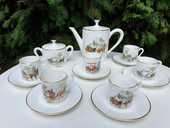 Service à café en porcelaine de Limoges 30 Eaubonne (95)