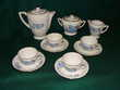 Service à thé/café porcelaine - Vintage 1940/1950 Antony (92)